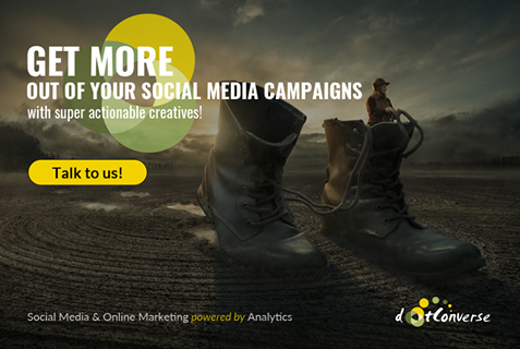 Get more out from social media campaigns