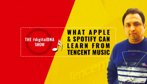 spotify, tencent, apple