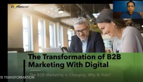 b2b marketing with digital